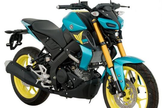 Yamaha MT-15 2020 phiên bản giới hạn chốt giá 72 triệu đồng