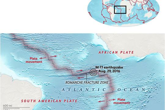 Trận động đất boomerang tạo 'tiếng nổ siêu thanh' dưới lòng đất