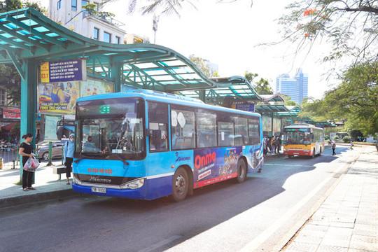 Đầu tư, xây dựng khoảng 310 nhà chờ xe buýt tại các khu vực ngoại thành và thị xã Sơn Tây