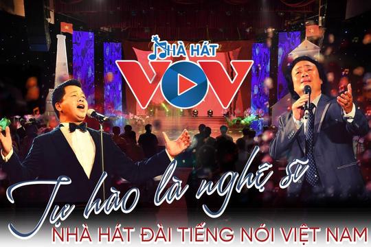 Tự hào là nghệ sĩ Nhà hát Đài tiếng nói Việt Nam