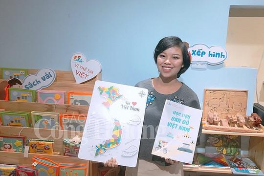 Cánh Diều– Đồ chơi an toàn dành cho trẻ em Việt