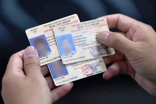 Đề xuất trừ điểm trên giấy phép lái xe: Liệu có phát sinh tiêu cực?