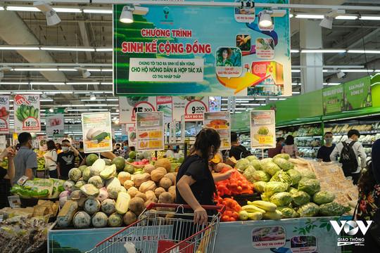 Đưa nông sản Việt vào kênh phân phối hiện đại