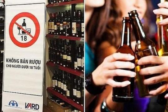 Xử phạt hành vi bán rượu bia cho người dưới 18 tuổi: Từ quy định tới thực tiễn