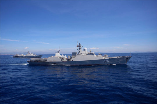 Chuyện về người thuyền trưởng tàu 016 - Quang Trung (19/09/2020)
