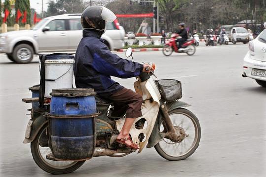 Đổi xe máy cũ lấy xe mới: Còn nhiều băn khoăn