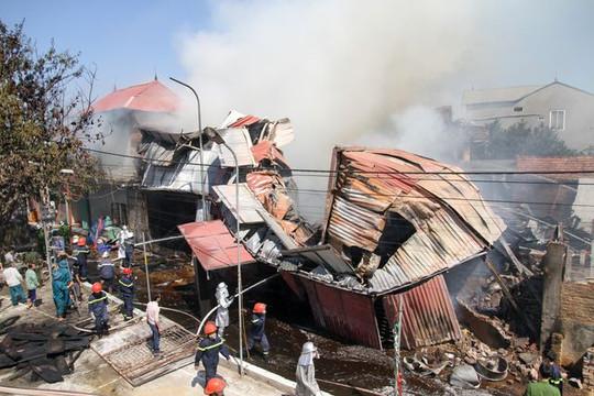 Lưu ý phòng chống cháy nổ tại các làng nghề