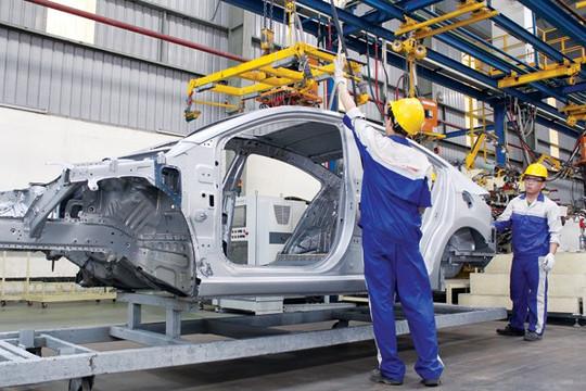 Cần chủ động vật liệu đầu vào cho công nghiệp hỗ trợ ngành ô tô