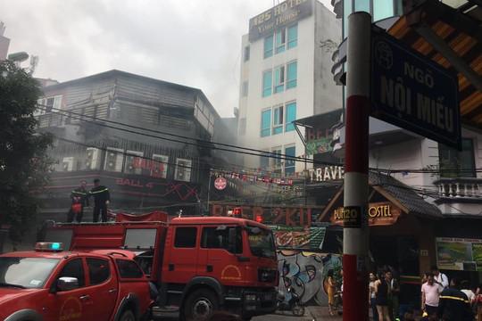 Nâng cao ý thức phòng, chống cháy nổ tại các cơ sở lưu trú, nhà nghỉ, khách sạn