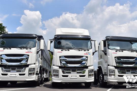 Xe tải công nghệ chuẩn xanh vừa được giới thiệu có gì hay?