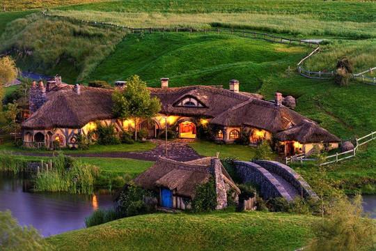 Làng Hobbit - xứ sở cổ tích của New Zealand