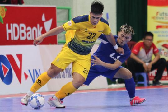 Trực tiếp Futsal HDBank VĐQG 2020: Cao Bằng vs Sahako