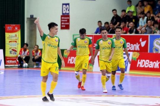 Trực tiếp Giải Futsal HDBank VĐQG 2020:  S.Khánh Hòa vs Đà Nẵng