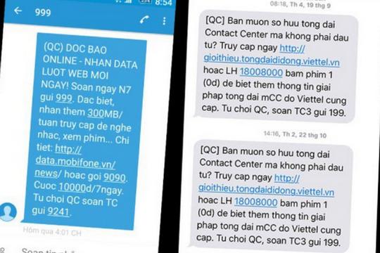 Nghị định 91/2020 - Có là liều thuốc hữu hiệu để ngăn chặn tin nhắn rác, cuộc gọi rác?