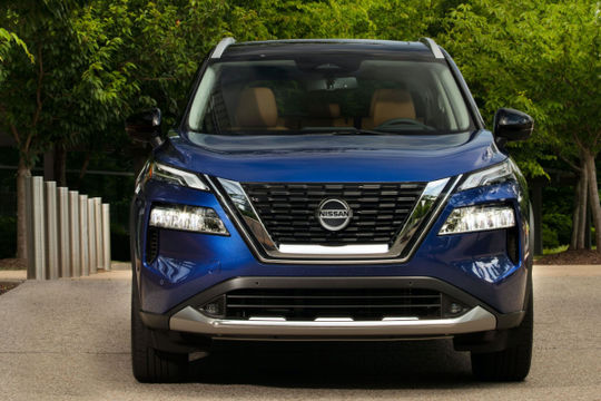 Nissan Rogue 2021 có giá từ 620 triệu đồng