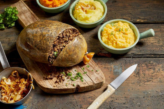 Khám phá món dồi Haggis – món ăn truyền thống của Scotland (11/10/2020)