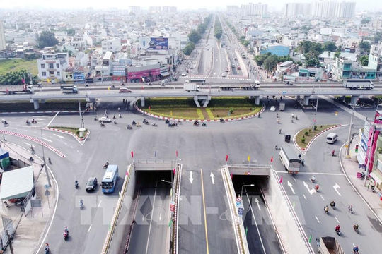 Cải thiện giao thông Tp. Hồ Chí Minh (Bài 2): Xóa dần 'điểm đen' giao thông