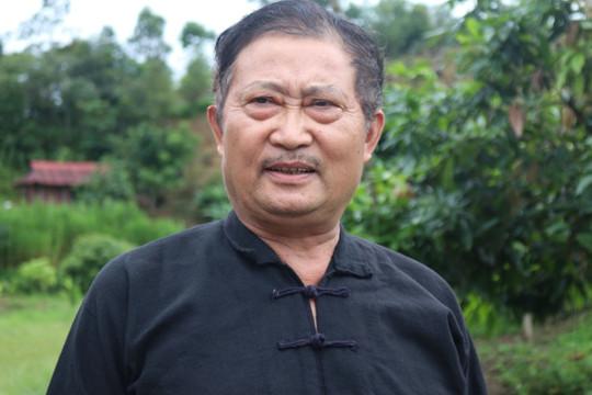 Ông Pờ Dần Xinh, tấm gương sáng ở xã Sín Thầu