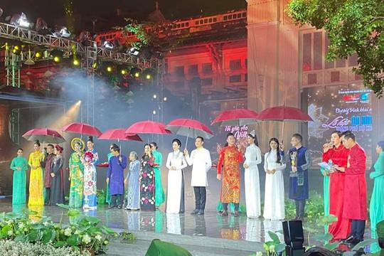 Đặc sắc Lễ hội Áo dài Thành phố Hồ Chí Minh năm 2020