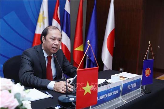 Hội nghị các Chuyên gia Cấp cao Đông Á về hợp tác ứng phó COVID-19