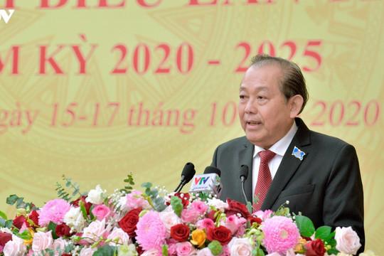 Phó thủ tướng Trương Hoà Bình yêu cầu tỉnh Kiên Giang tập trung đẩy mạnh phát triển kinh tế biển
