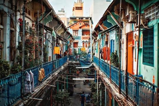 Văn hóa hẻm Sài Gòn – Những góc nhỏ thân thương