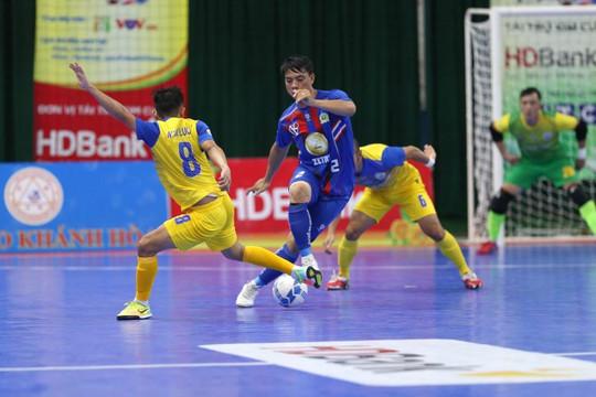 Trực tiếp Futsal HDBank 2020: Kardiachain Sài Gòn Vs Quảng Nam
