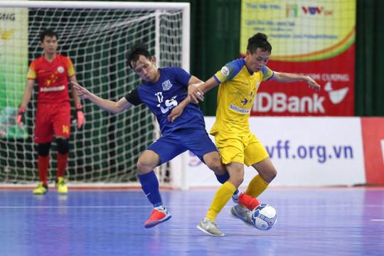 Trực tiếp Futsal HDBank 2020: Thái Sơn Nam vs Cao Bằng