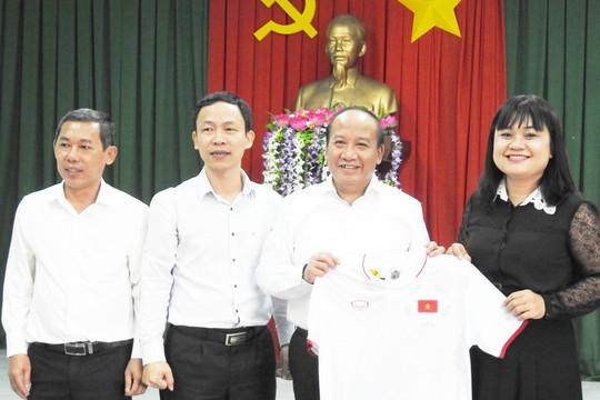 Giải Futsal HDBank Cúp Quốc gia 2020 diễn ra tại Đắk Lắk