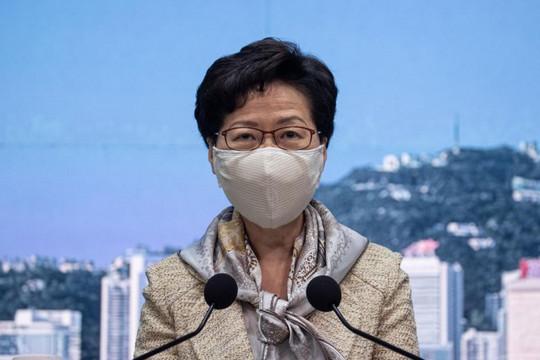 Lãnh đạo Hong Kong sang Bắc Kinh tìm cách cứu vớt kinh tế đặc khu
