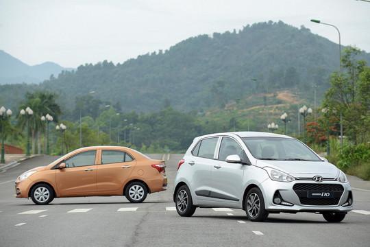 Giá lăn bánh của các mẫu ô tô rẻ nhất tại Việt Nam