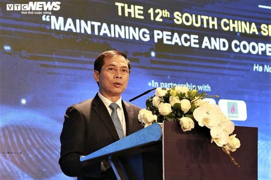 5 vấn đề quan trọng giúp vượt qua thách thức ở Biển Đông