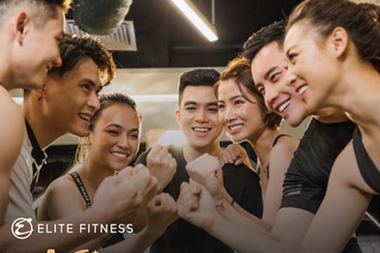 10 năm thành lập, Elite Fitness tri ân hội viên nhiều quà tặng có giá trị