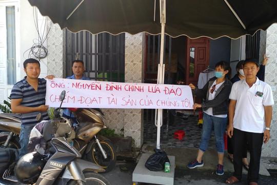 Công an tìm khách hàng mua 'dự án ma' KDC Tam Phướccung cấp thông tin điều tra