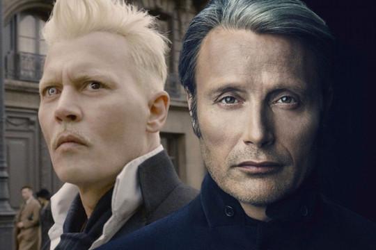 """""""Hannibal"""" Mads Mikkelsenthay thế Johnny Depp đảm nhận vai Grindelwald"""