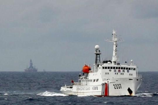 Tàu Trung Quốc, Malaysia 'giằng co' ở Biển Đông?