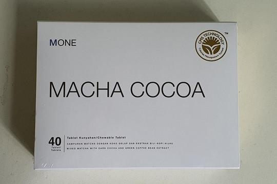Sản phẩm giảm béo MONE Macha Cocoa chứa chất cấm, tăng nguy cơ đau tim, đột quỵ