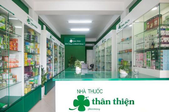 Nhà thuốc Thân Thiện, đón đầu xu hướng bán thuốc online thời COVID-19