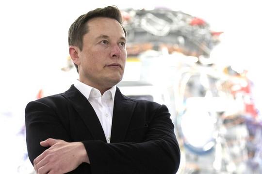 Tăng sốc, tài sản người giàu nhất thế giới Elon Musk phá kỷ lục của Jeff Bezos