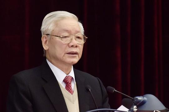 Giới thiệu Ủy viên Bộ Chính trị thuộc trường hợp đặc biệt tái cử khoá XIII