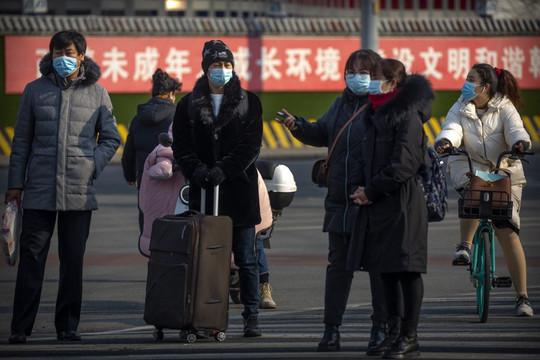 Bùng phát ca mắc COVID-19 mới, Bắc Kinh phong tỏa một phần