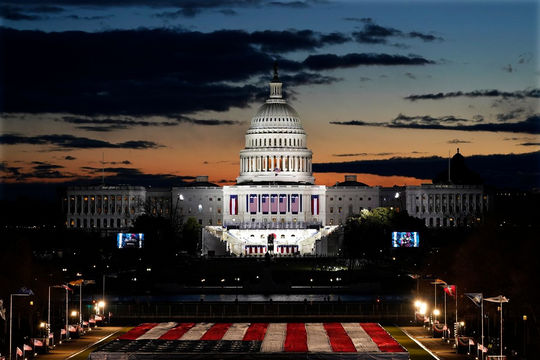 Trực tiếp: Lễ nhậm chức Tổng thống Mỹ thứ 46