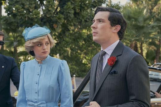 Phim 'The Crown' bị chỉ trích xuyên tạc chuyện tình của Công nương Diana