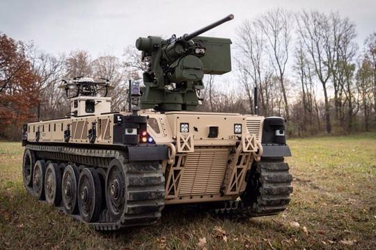 Những robot quân sự đáng xem nhất thế giới hiện nay