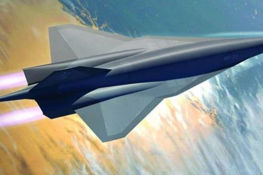 Máy bay siêu thanh tấn công SR-72: Dự án 'siêu táo bạo' của Lockheed Martin
