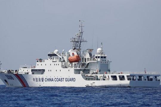 Mỹ cảnh cáo Trung Quốc không sử dụng vũ lực ở Biển Đông