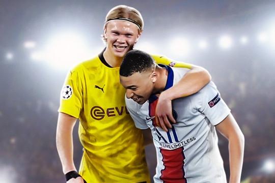 Biếm họa 24h: Mbappe, Haaland mở ra kỷ nguyên mới ở Champions League?