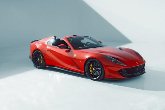 Novitec ra mắt gói nâng cấp mới dành cho Ferrari 812 GTS