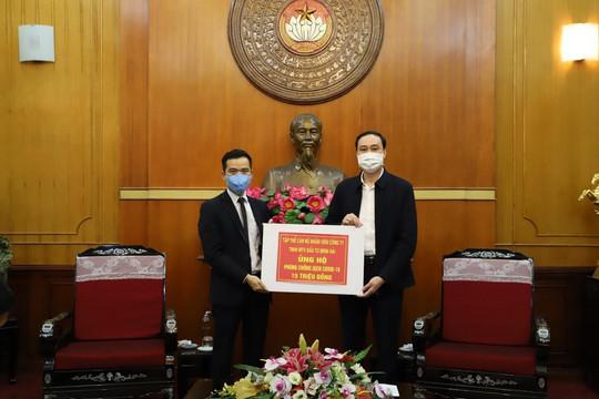 CEO trẻ Hùng Nguyễn: Quyết liệt trong kinh doanh, đam mê thiện nguyện
