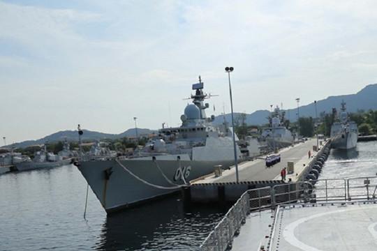 Việt Nam lần đầu cử chiến hạm thi đấu Army Games 2021